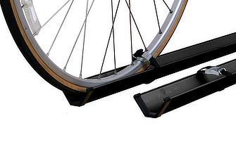 Aluminium Fahrradschine