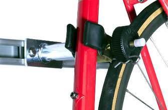 Comfort Class Fahrradhalter - optional Abschließbar