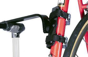 Economy Class Fahrradhalter für das 2. Fahrrad