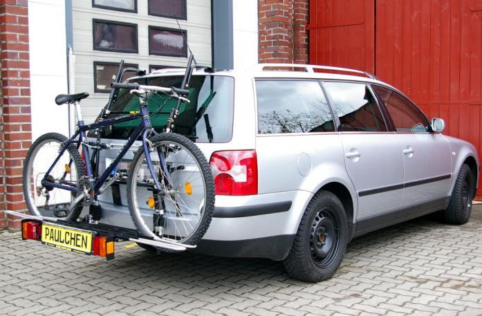 fahrradtr ger f r vw passat variant b5gp 3b3 paulchen. Black Bedroom Furniture Sets. Home Design Ideas