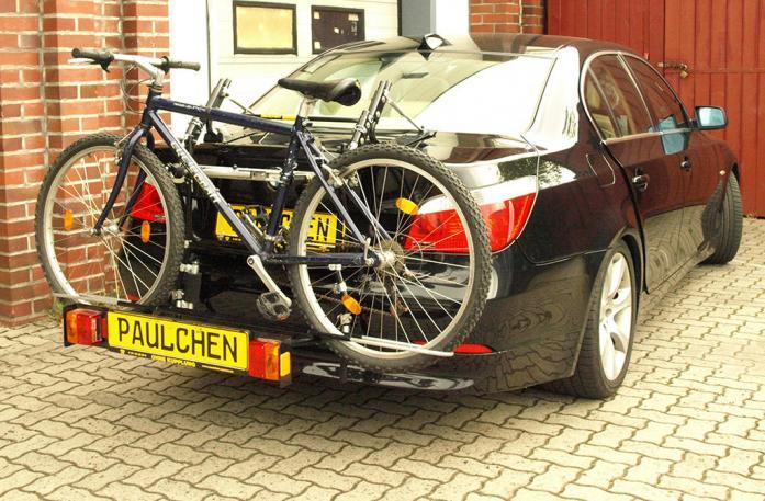 fahrradtr ger f r bmw 5er stufenheck e60 paulchen. Black Bedroom Furniture Sets. Home Design Ideas