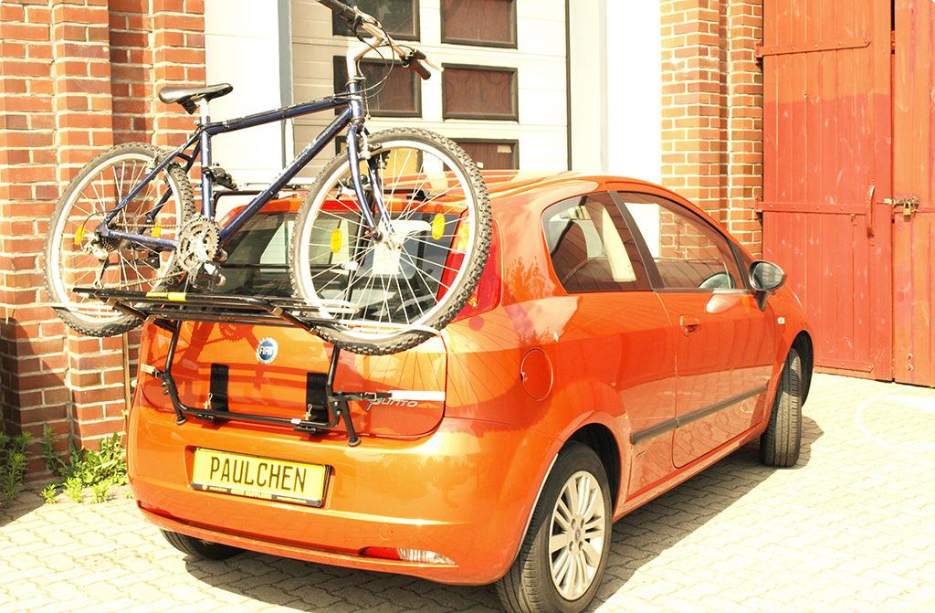 Bicycle Carrier For Fiat Grande Punto Evo 199 Paulchen