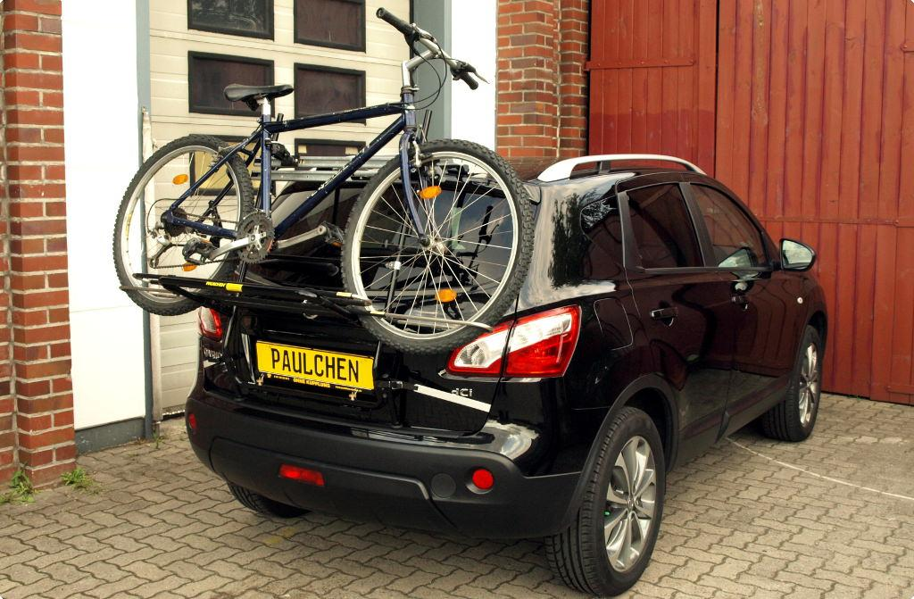2 BICYCLE REAR MOUNT CARRIER CAR RACK for SSANGYONG KORANDO