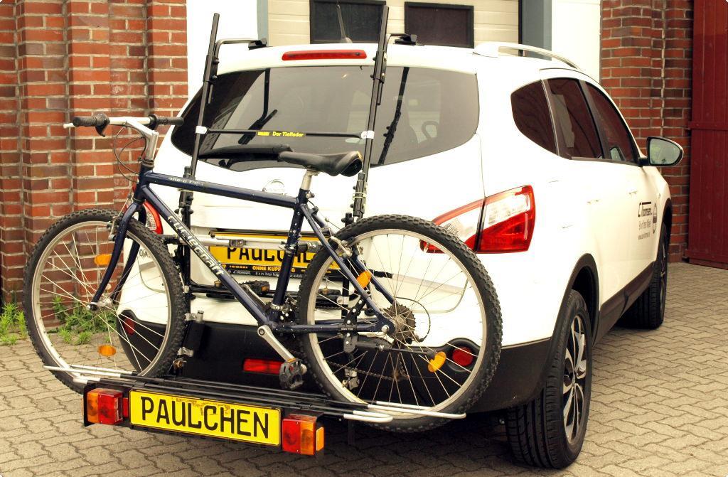 nissan qashqai 2 fahrradtr ger am heck. Black Bedroom Furniture Sets. Home Design Ideas