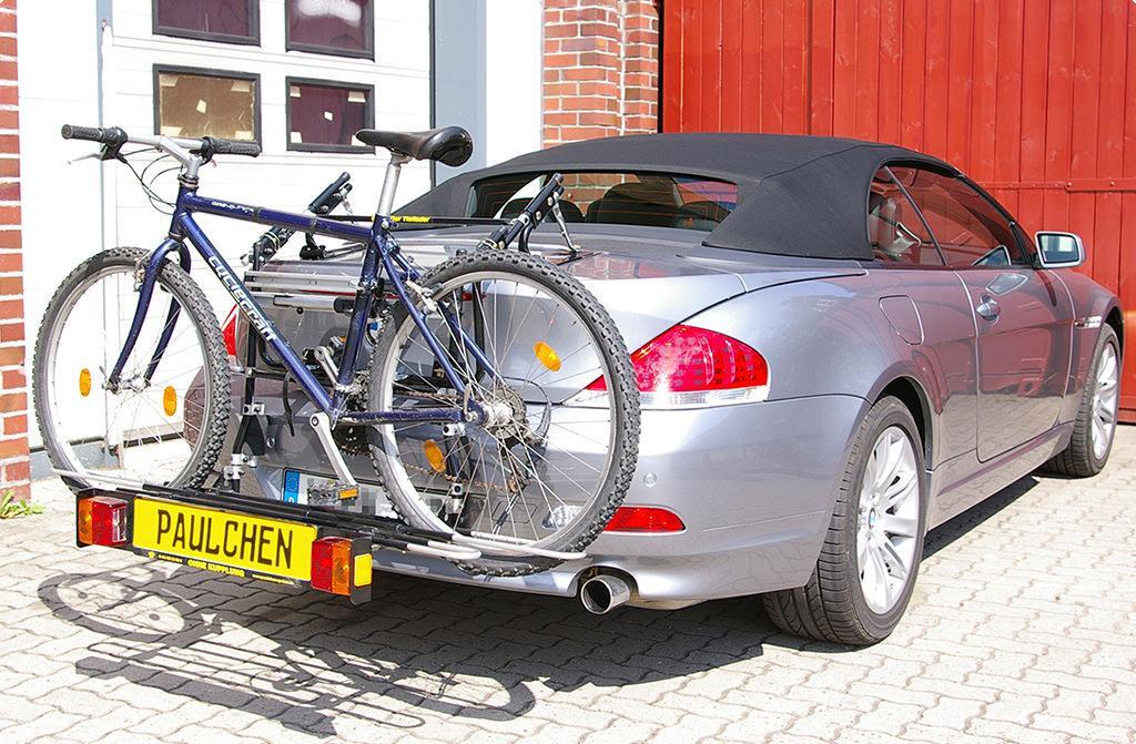 fahrradtr ger f r bmw 6er cabrio e64 paulchen. Black Bedroom Furniture Sets. Home Design Ideas