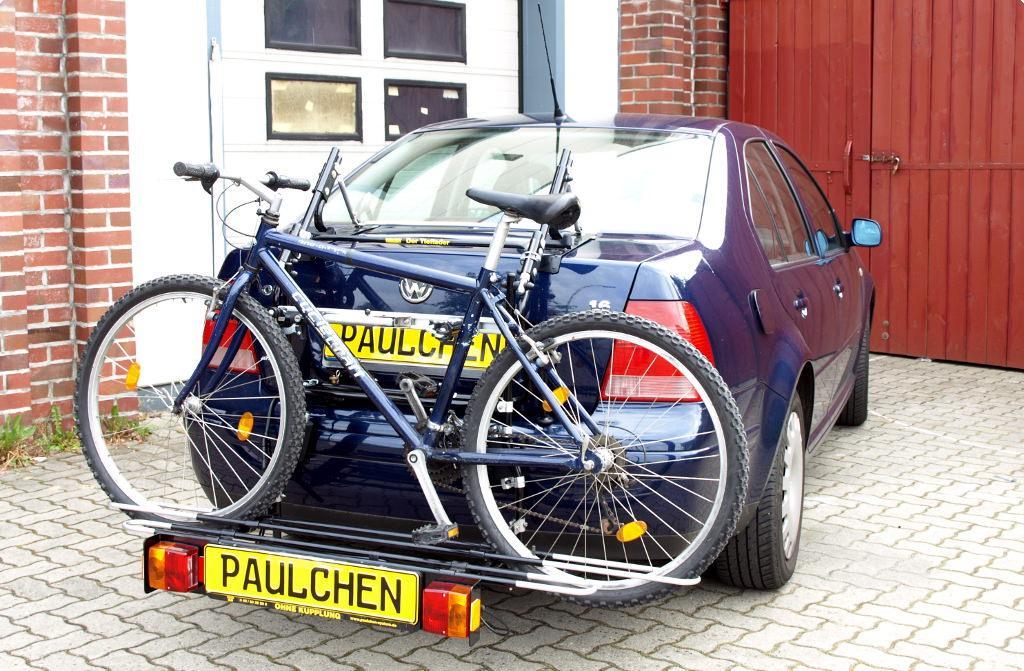 volkswagen bora stufenheck fahrradtr ger am heck. Black Bedroom Furniture Sets. Home Design Ideas