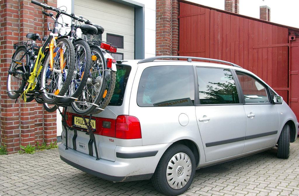 bicycle carrier for vw sharan gp 7m paulchen hecktr ger system fahrradtr ger. Black Bedroom Furniture Sets. Home Design Ideas