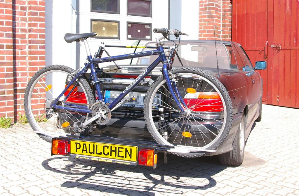 1990-2000 Fahrradträger Heckklappe für 3 Fahrräder Heckträger BMW 3er E36 Bj