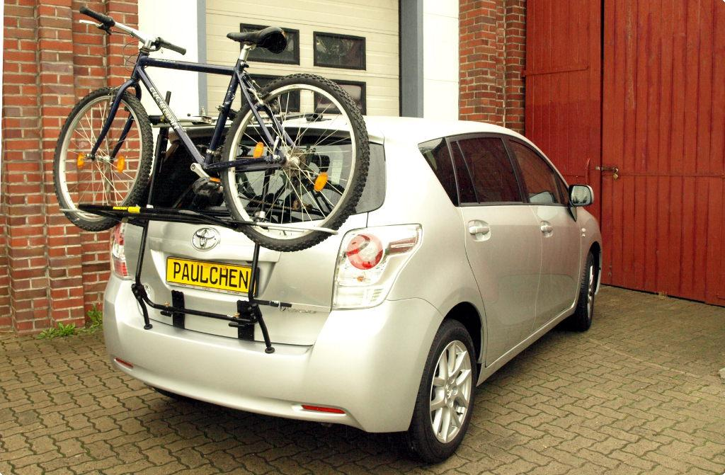 Bicycle Carrier For Toyota Verso Paulchen Hecktr 228 Ger