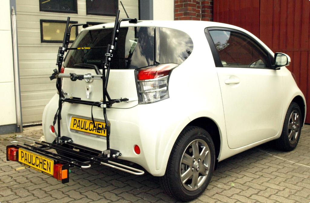 Bicycle Carrier For Toyota Iq Paulchen Hecktr 228 Ger System
