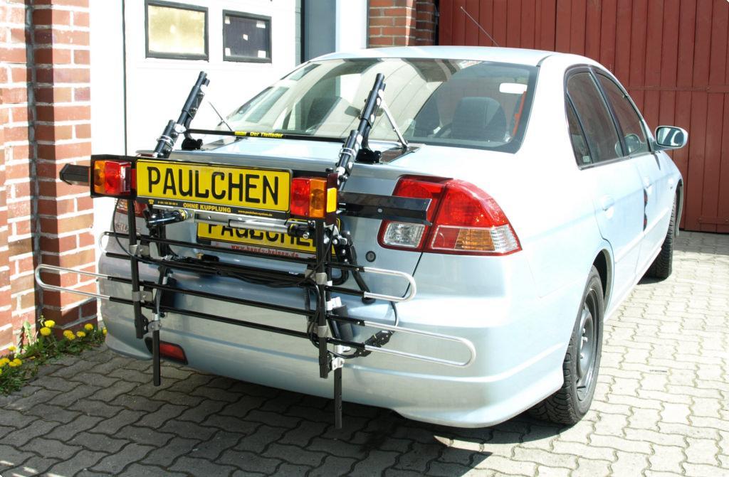 Vollgarage für Honda Civic 7 Schrägheck Hatchback 5-türer 02.01-02.06