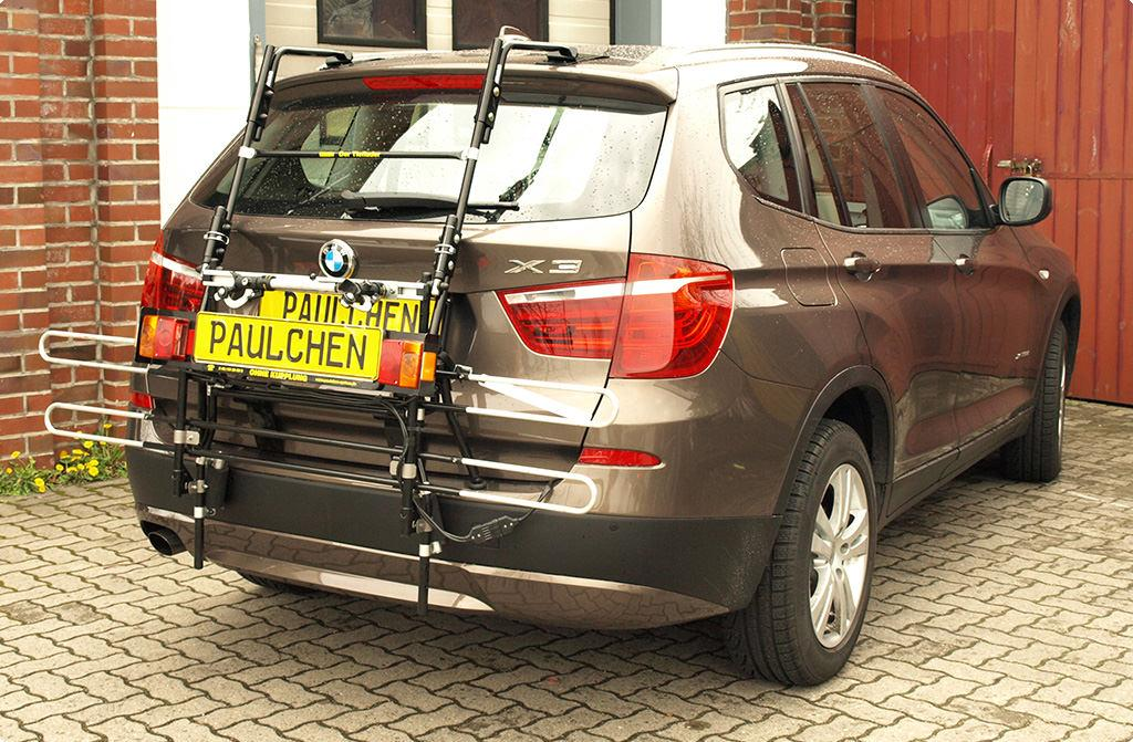 Bicycle Carrier For Bmw X3 F25 Paulchen Hecktr 228 Ger