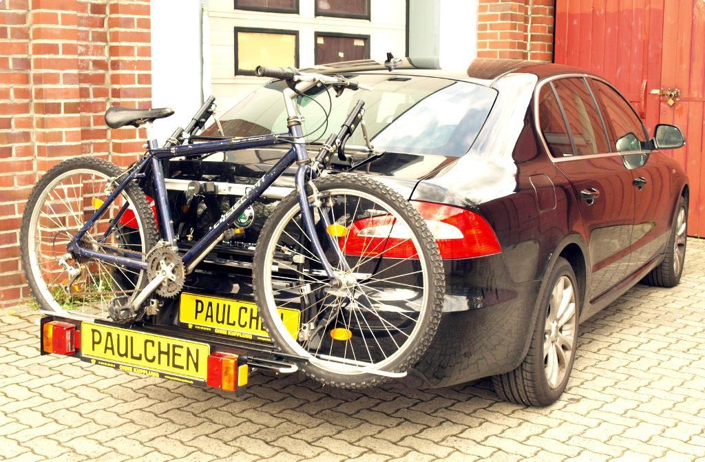 fahrradtr ger f r skoda superb limousine 3t4 paulchen. Black Bedroom Furniture Sets. Home Design Ideas