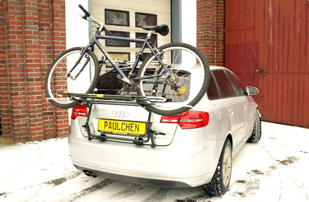 Bicycle Carrier For Audi A3 Sportback S Line 8pa Paulchen