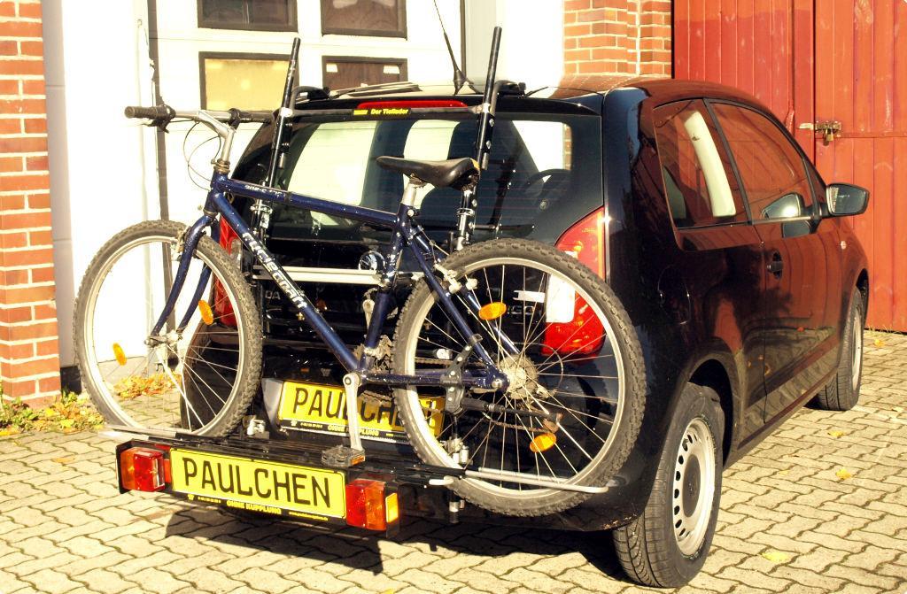 fahrradtr ger f r seat mii kf1 paulchen hecktr ger system fahrradtr ger. Black Bedroom Furniture Sets. Home Design Ideas