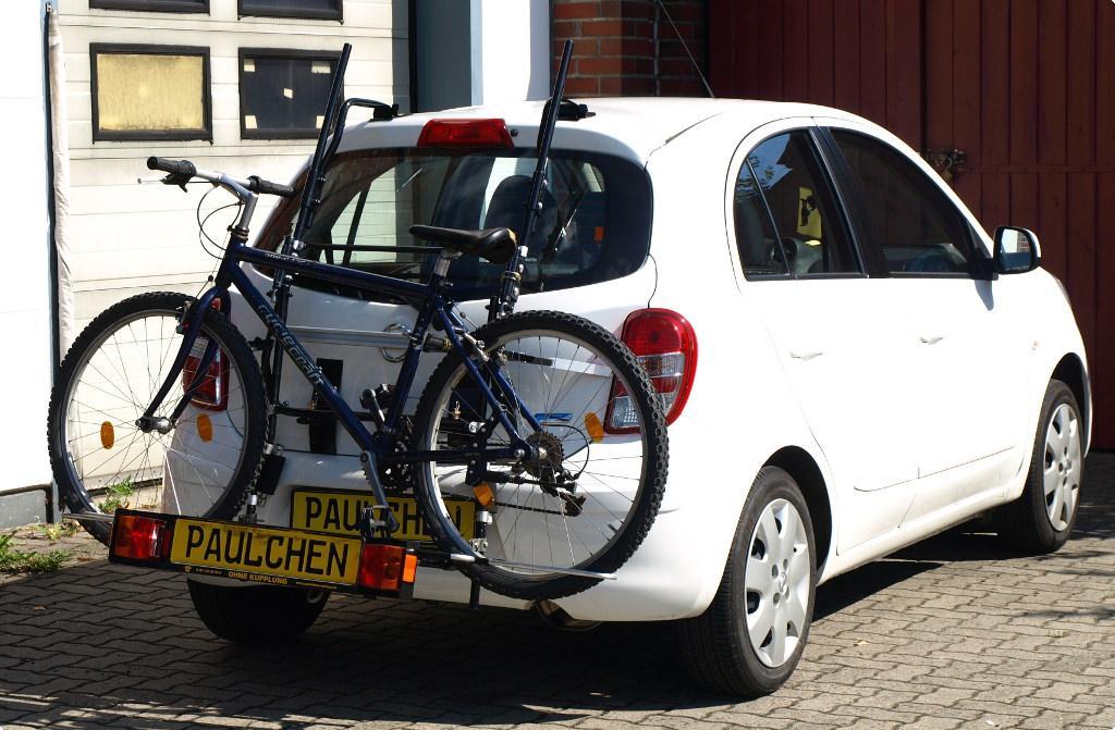 Nissan Micra Bike Rack