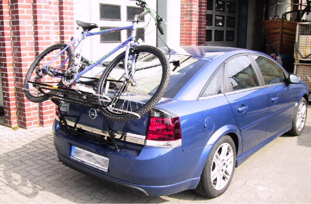 Opel Vectra C Schr 228 Gheck Bike Rack Paulchen Hecktr 228 Ger