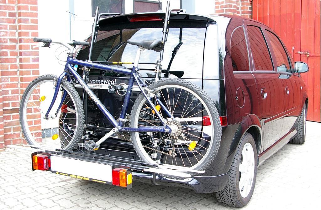 fahrradtr ger f r opel meriva a opc paulchen hecktr ger. Black Bedroom Furniture Sets. Home Design Ideas