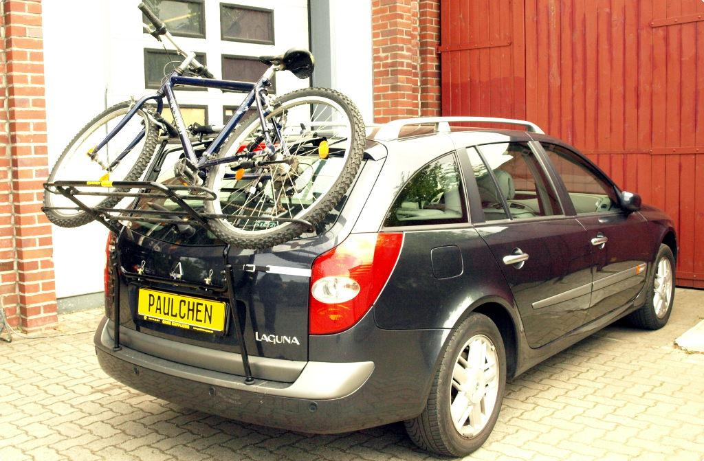 renault laguna ii grandtour bike rack paulchen. Black Bedroom Furniture Sets. Home Design Ideas