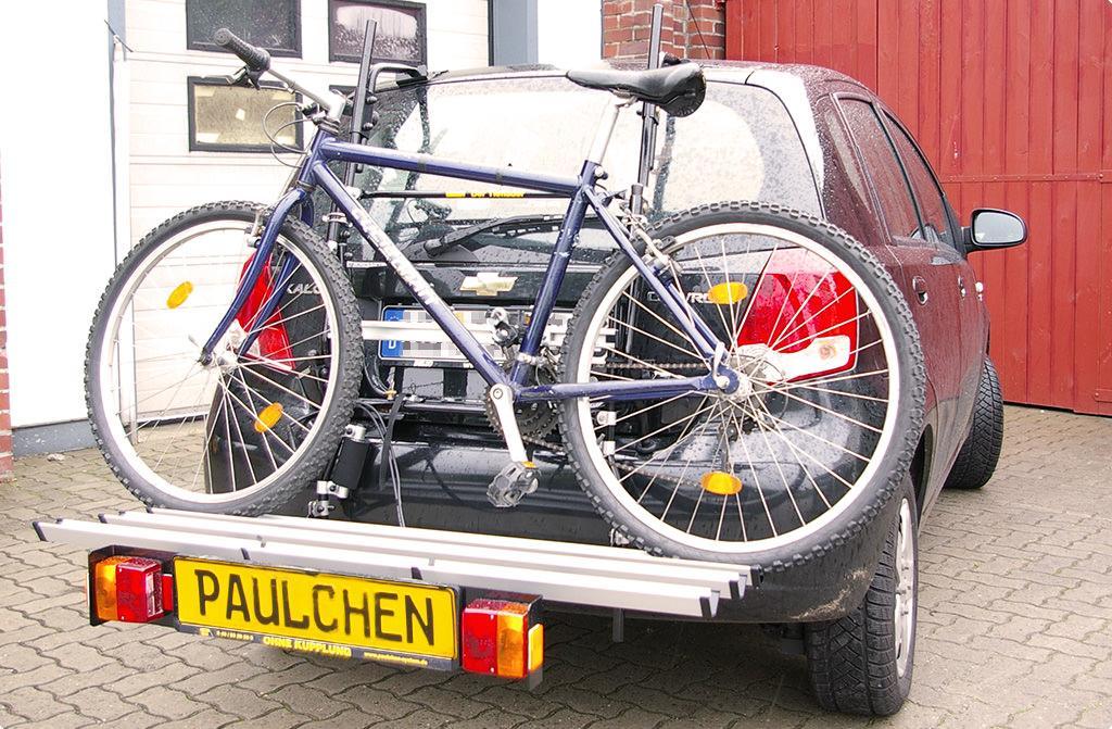 fahrradtr ger f r chevrolet kalos t200 paulchen. Black Bedroom Furniture Sets. Home Design Ideas