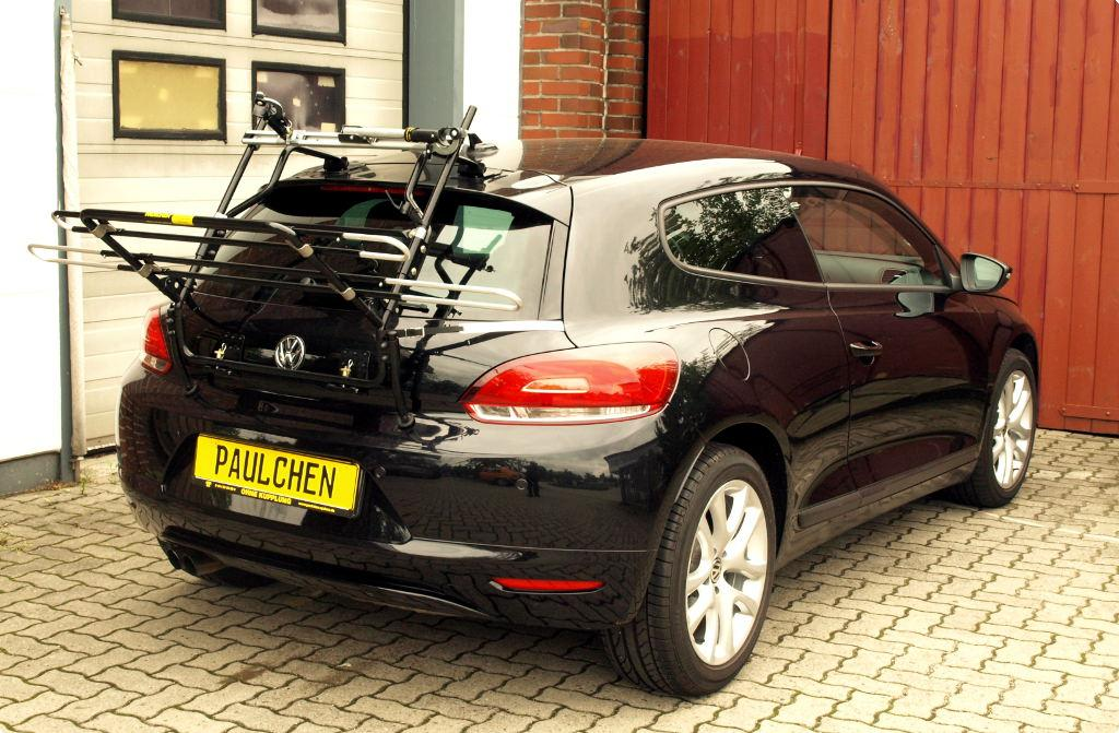 Bicycle Carrier For Vw Scirocco 137 138 Paulchen