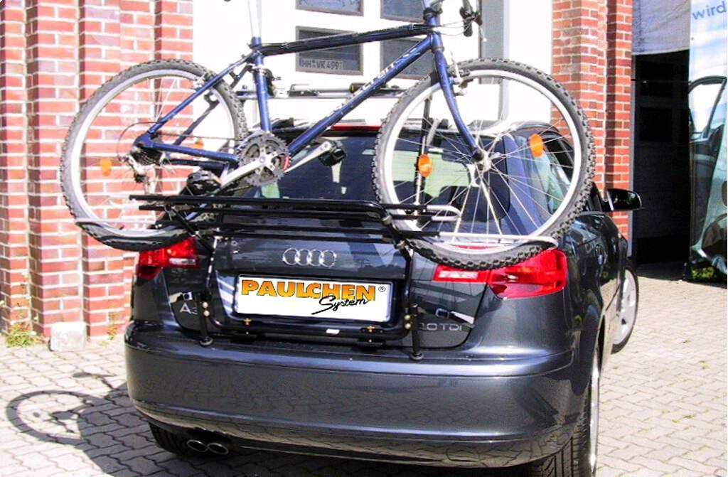 Bicycle Carrier For Audi A3 Sportback 8pa Paulchen Hecktrager