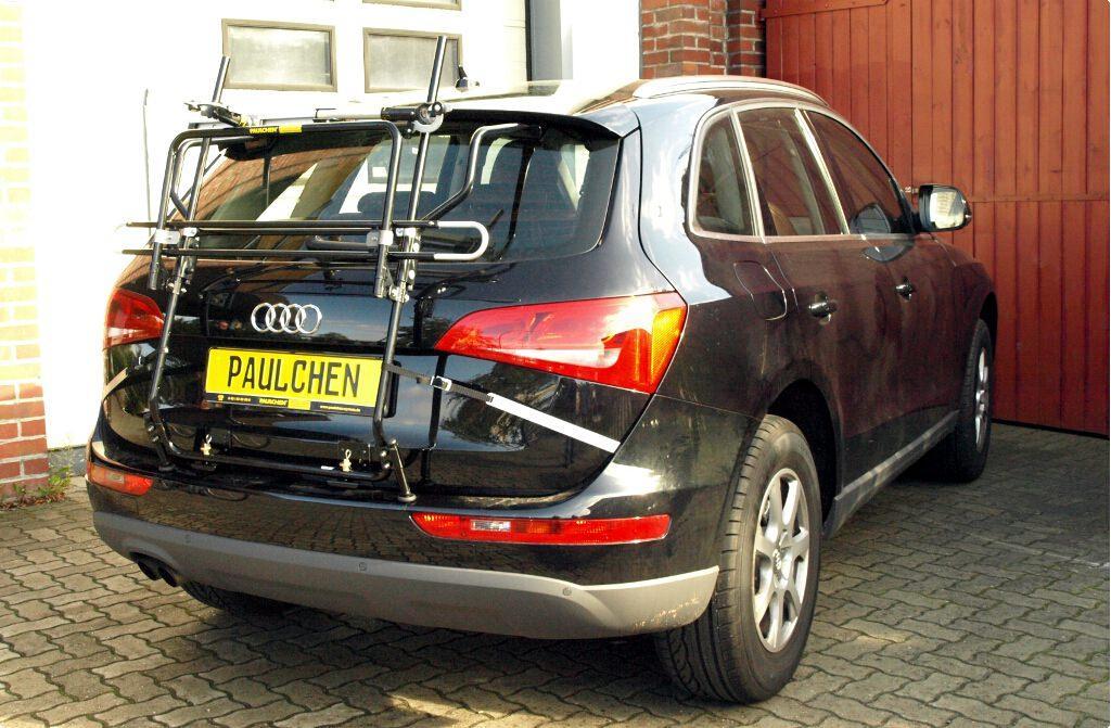 Bike rack for Audi Q5 (8R) , Paulchen Heckträger System