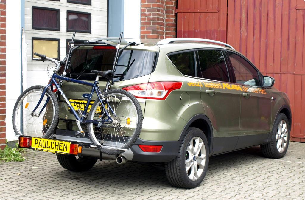Bicycle Carrier For Ford Kuga Ii Dm2 Paulchen