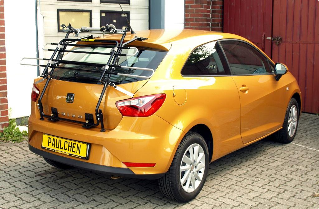 seat ibiza sc bike rack paulchen heck und fahrradtr ger. Black Bedroom Furniture Sets. Home Design Ideas