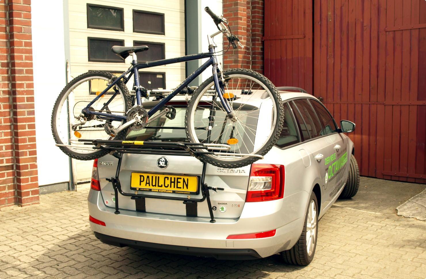 für Skoda Octavia Kombi III 5E5 NEU EBA Dachträger Fahrradträger für 1 Rad