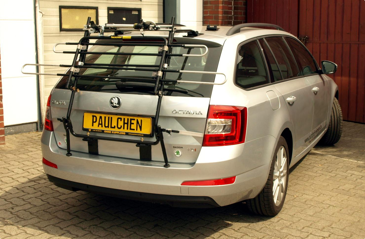 fahrradtr ger f r skoda octavia iii combi 5e5 paulchen. Black Bedroom Furniture Sets. Home Design Ideas