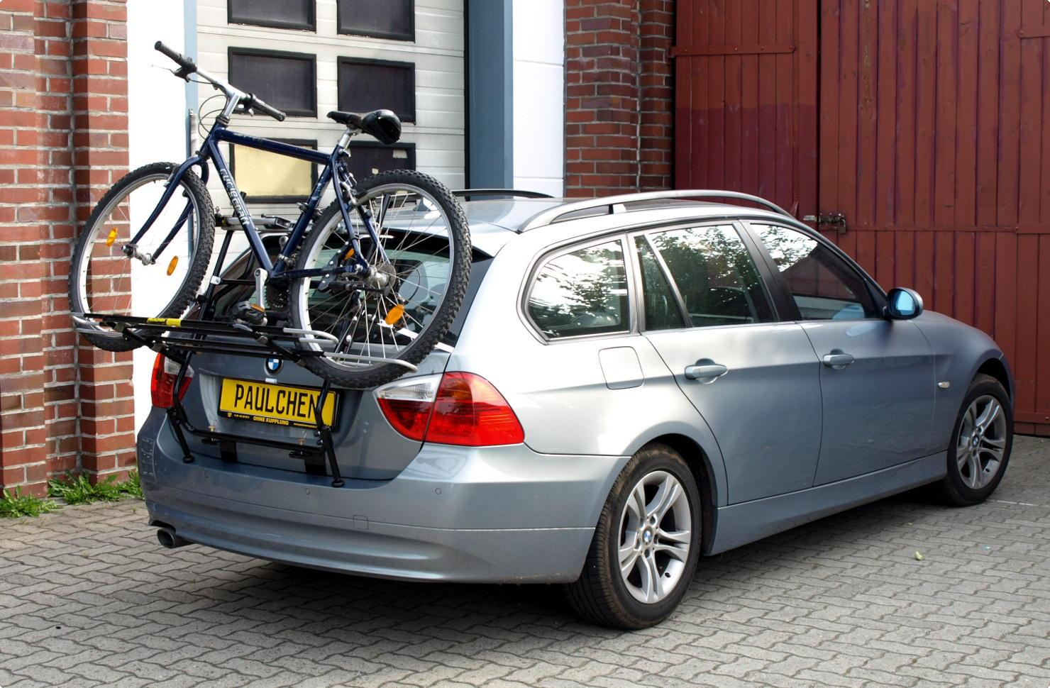 Bicycle Carrier For Bmw 3er Touring E91 Paulchen