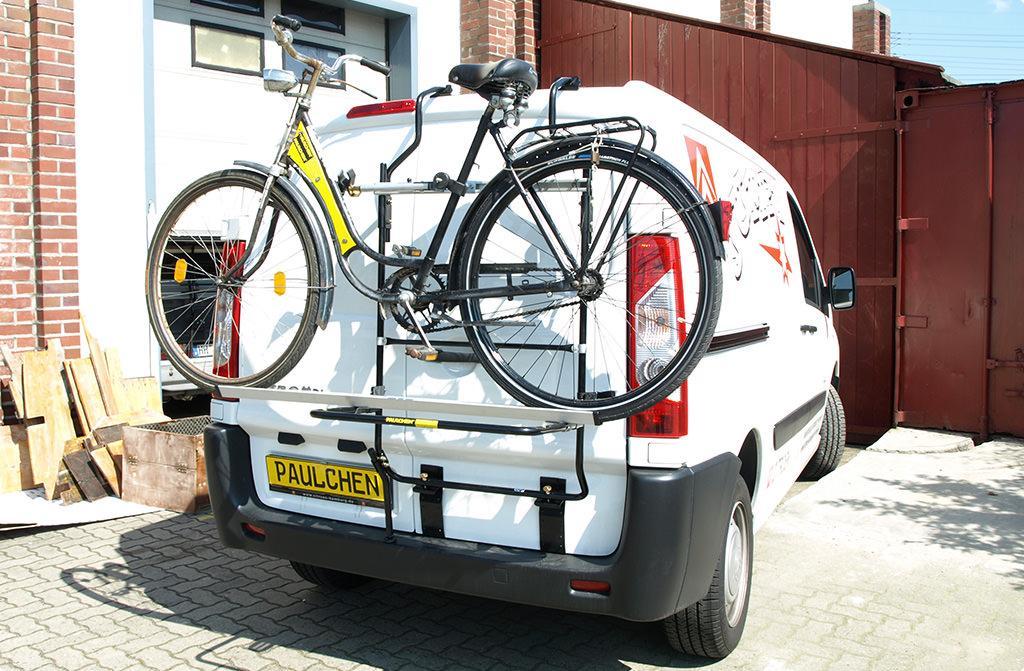 Fahrradtrager Fur Citroen Jumpy Paulchen Hecktrager System