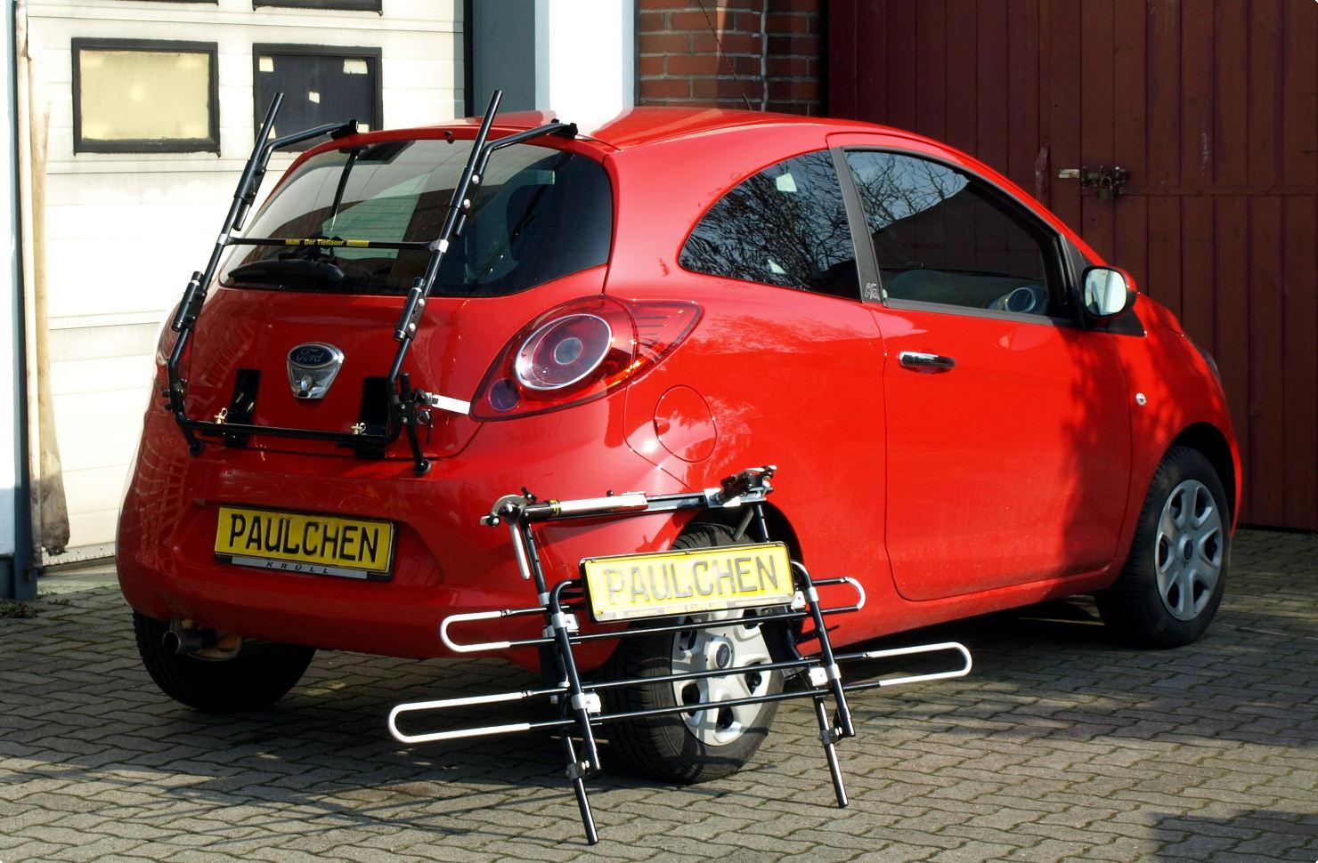Bike rack for ford ka ru8 paulchen hecktr ger system for Alpina ka chen und badfarbe
