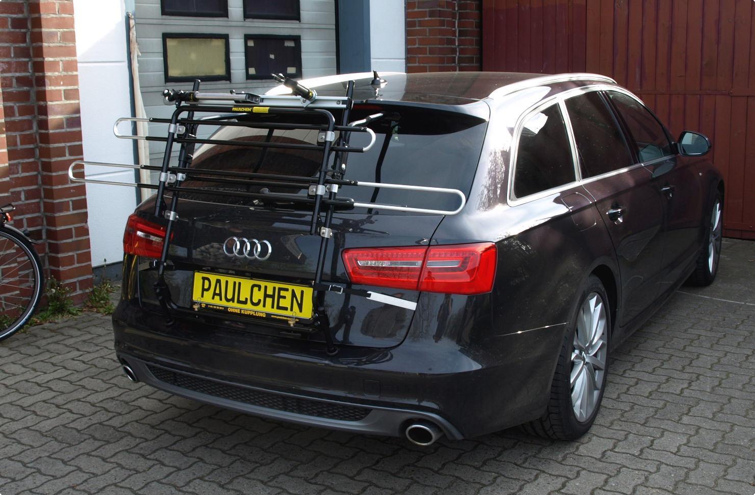 Bicycle Carrier For Audi A6 Avant C7 Paulchen