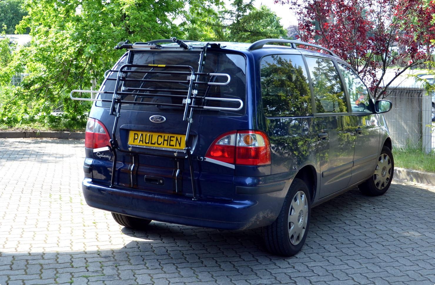 bicycle carrier for ford galaxy paulchen hecktr ger. Black Bedroom Furniture Sets. Home Design Ideas