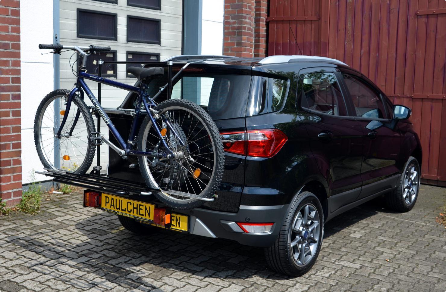 Ford Ecosport Bike Rack Paulchen Hecktr 228 Ger System