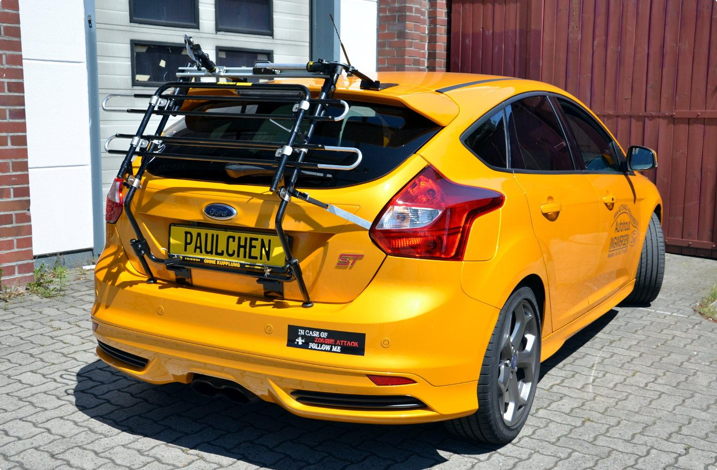 bicycle carrier for ford focus iii st paulchen. Black Bedroom Furniture Sets. Home Design Ideas