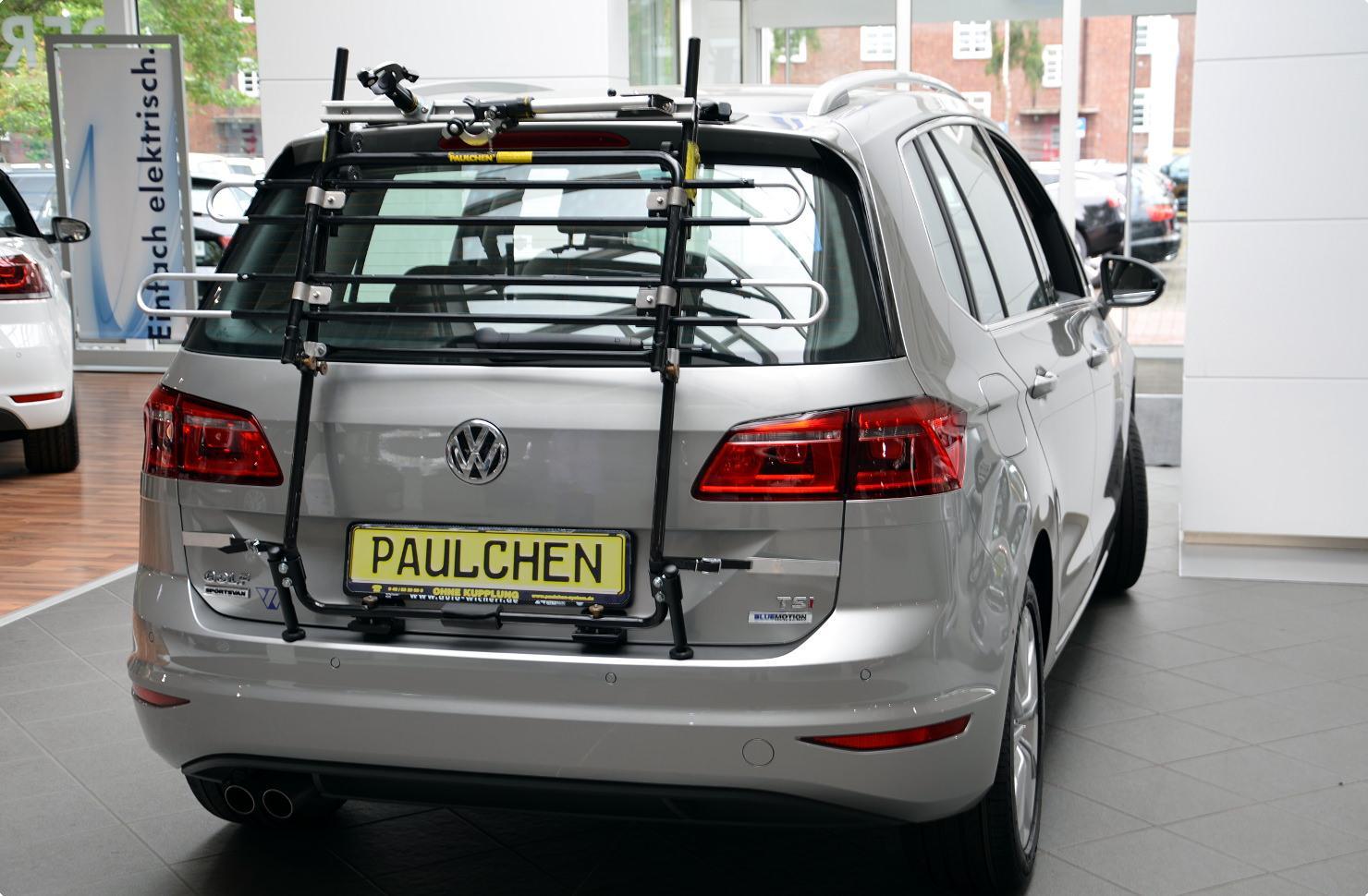 bicycle carrier for vw golf sportsvan am1 paulchen. Black Bedroom Furniture Sets. Home Design Ideas