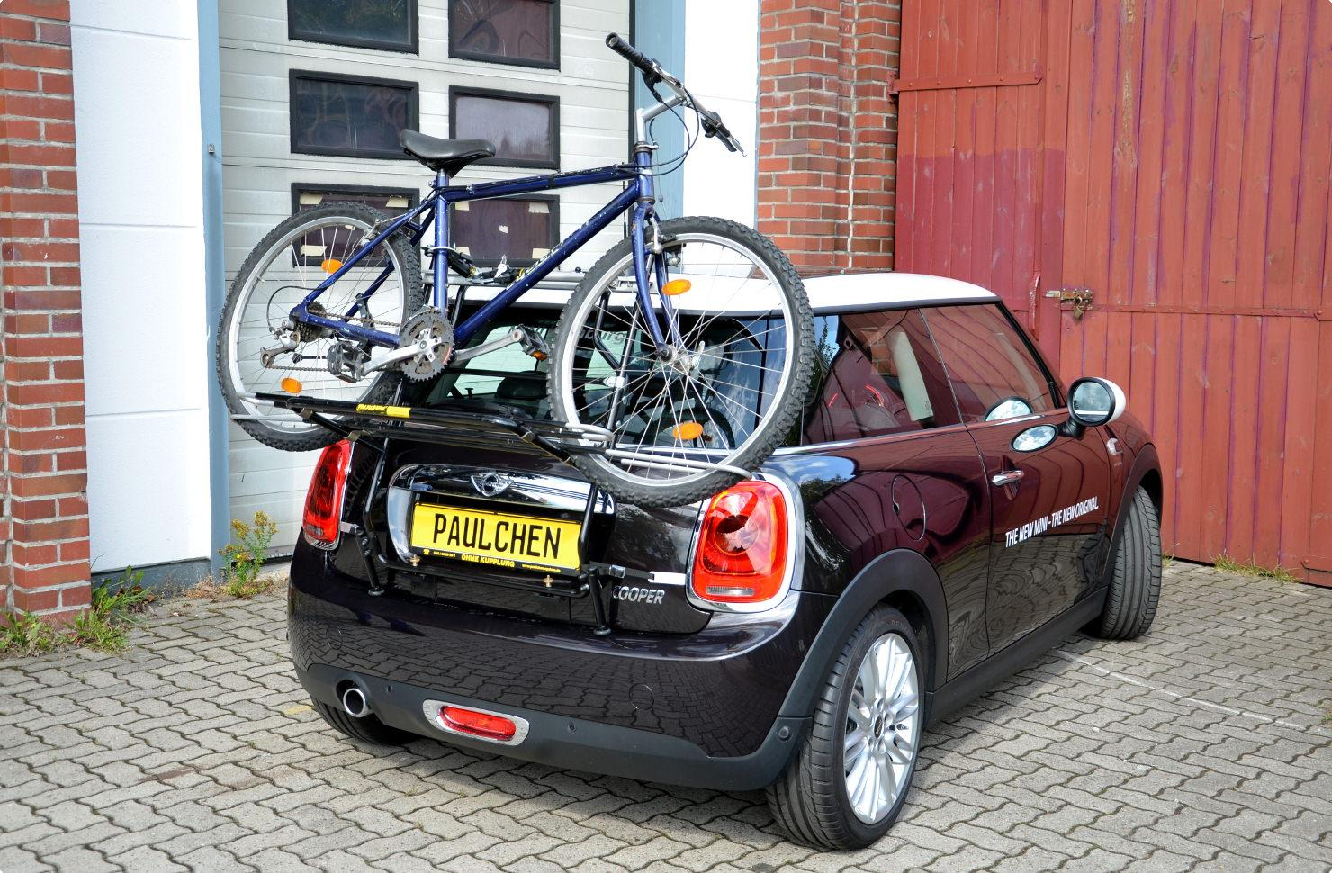 Bicycle Carrier For Mini Cooper Mini One F56 Paulchen