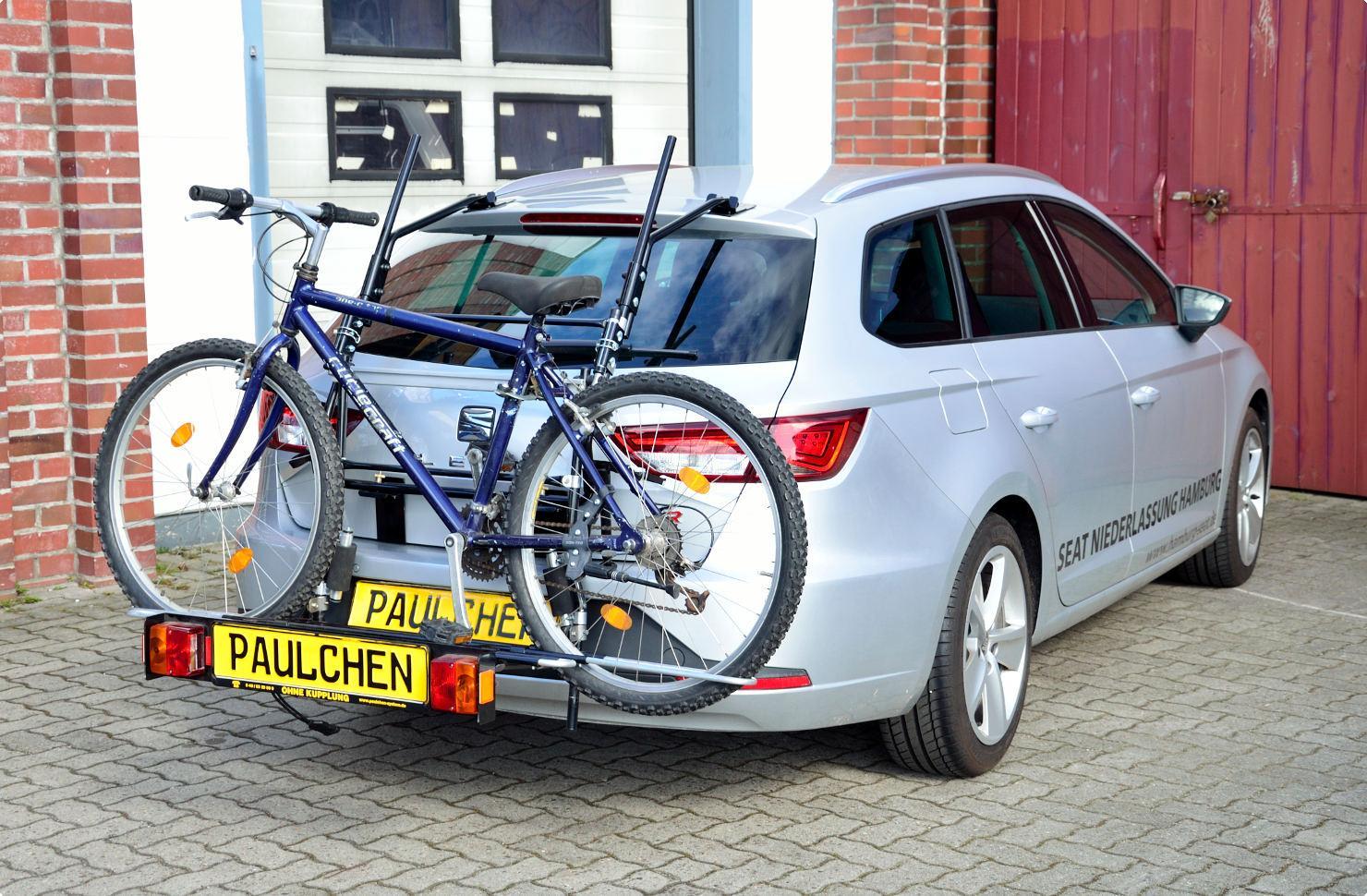 fahrradtr ger f r seat leon st paulchen hecktr ger system. Black Bedroom Furniture Sets. Home Design Ideas