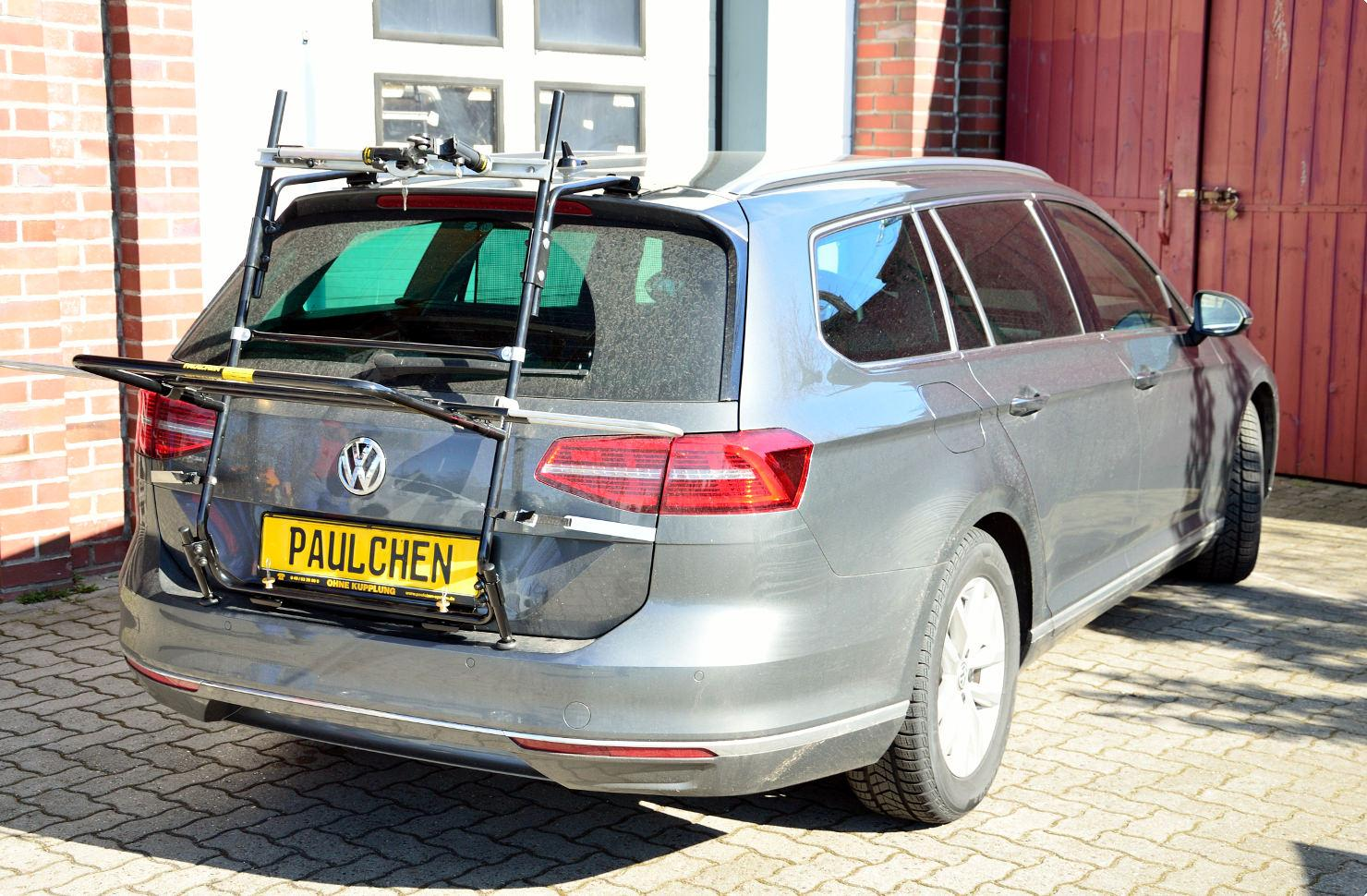 Bicycle carrier for VW Passat Variant (B8/3G5) - Paulchen