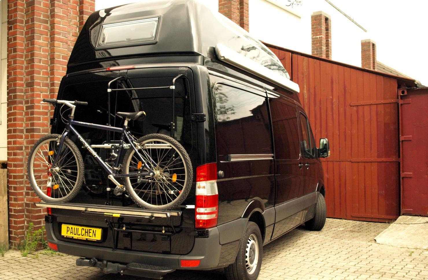 fahrradtr ger f r mercedes sprinter 906 paulchen. Black Bedroom Furniture Sets. Home Design Ideas