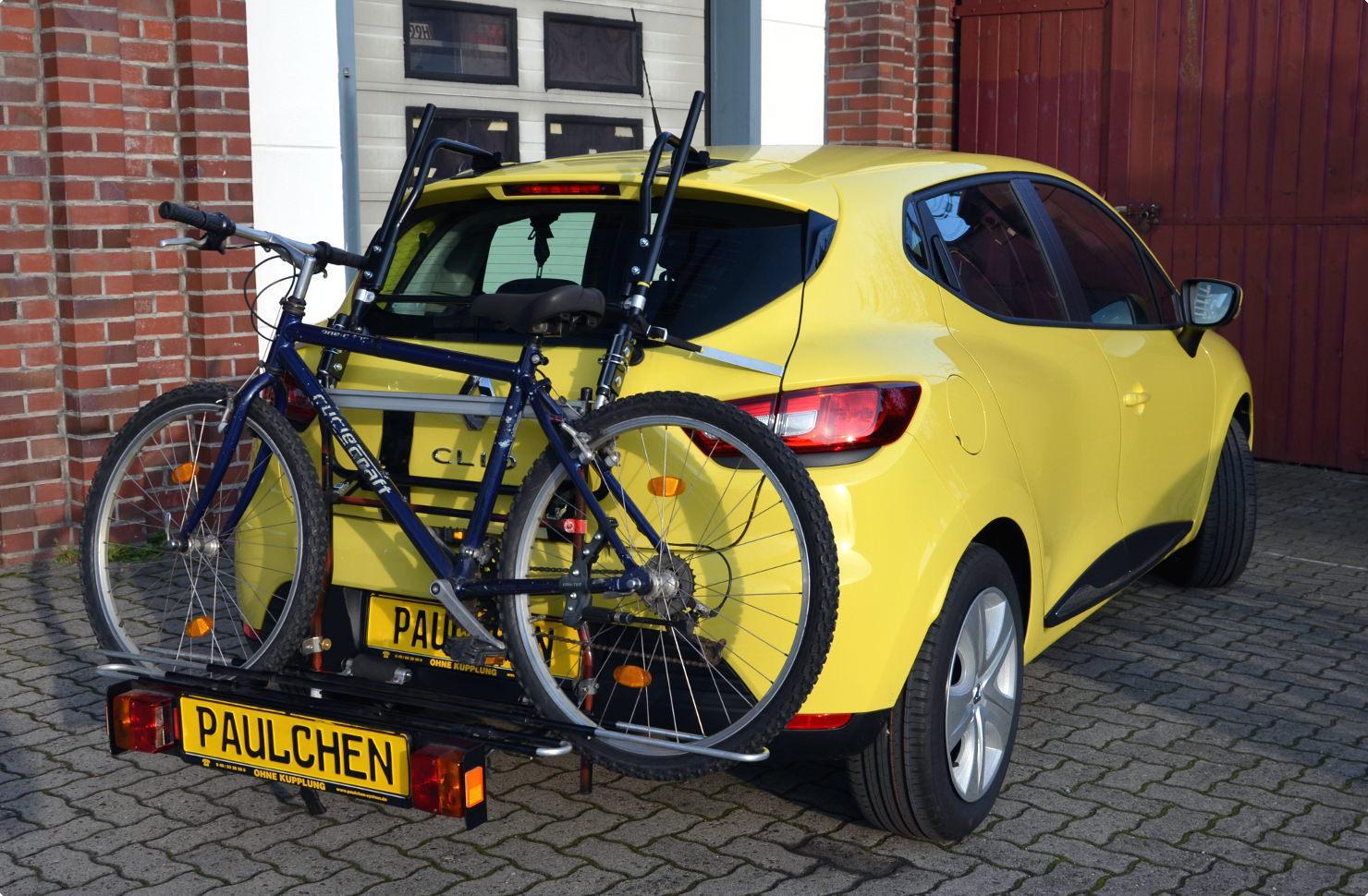 Bike Rack For Renault Clio Iv Paulchen Hecktr 228 Ger System