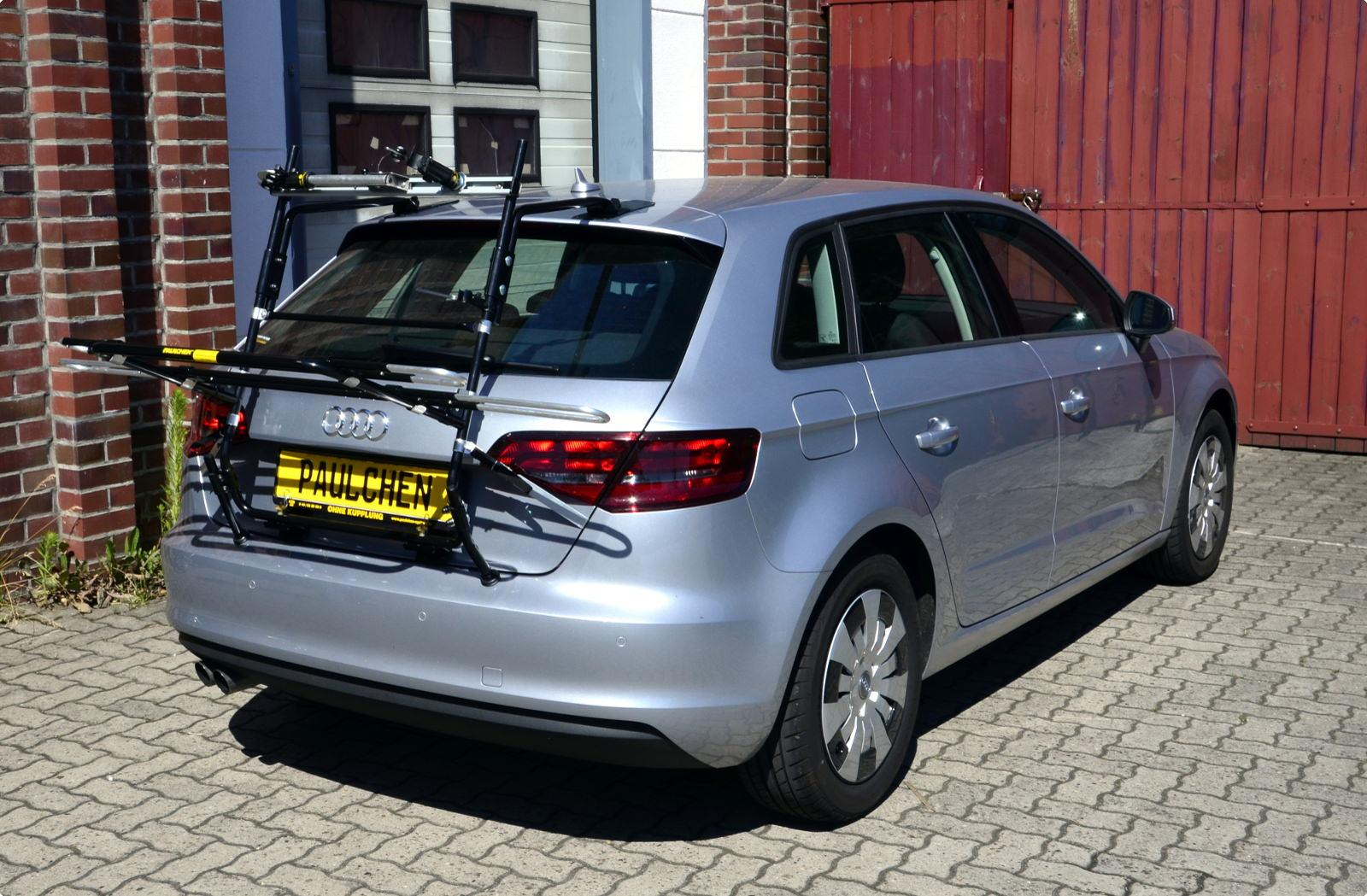 Bicycle Carrier For Audi A3 Sportback 8va Paulchen
