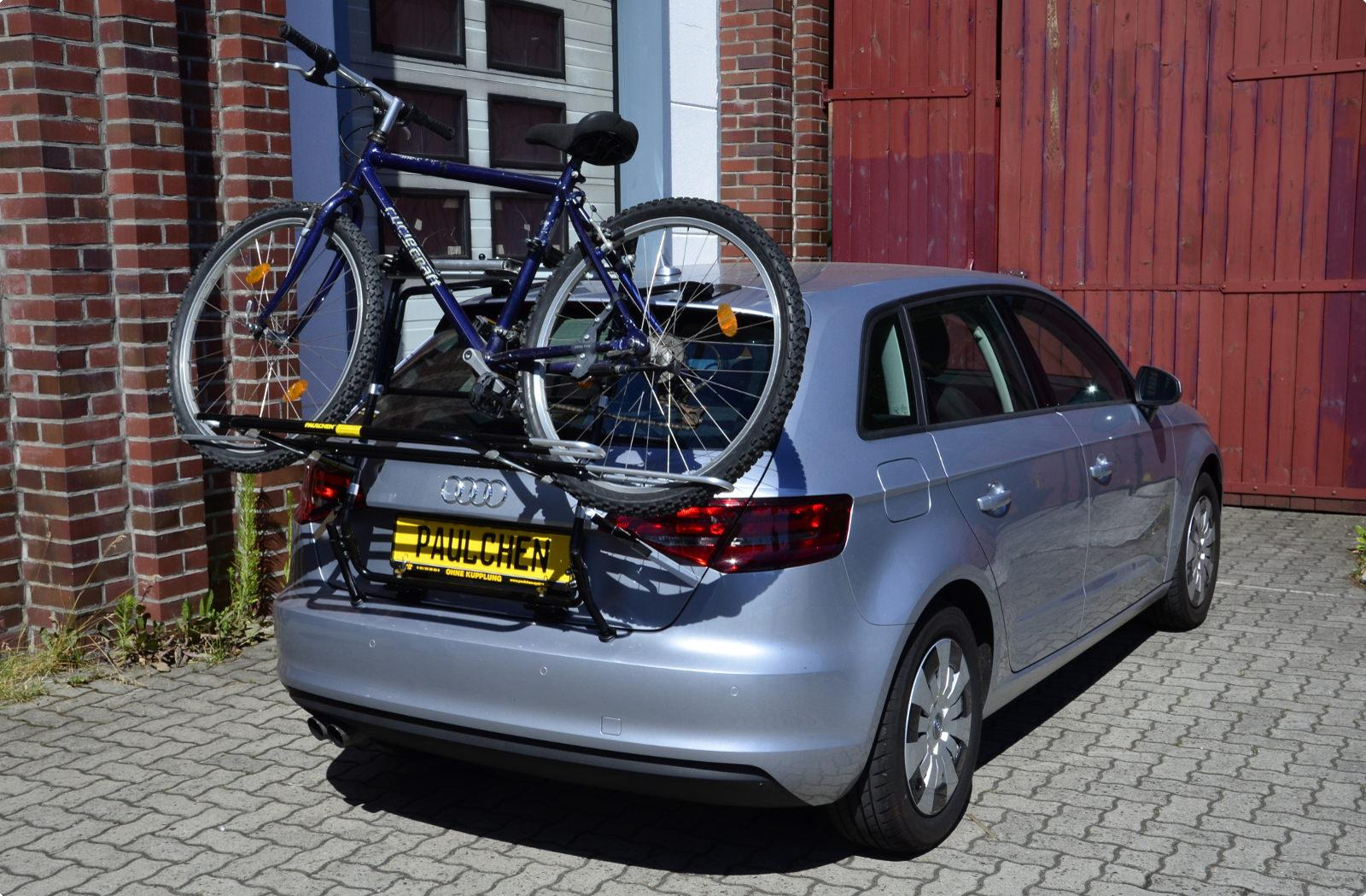 Bicycle Carrier For Audi A3 Sportback 8va Paulchen Hecktrager