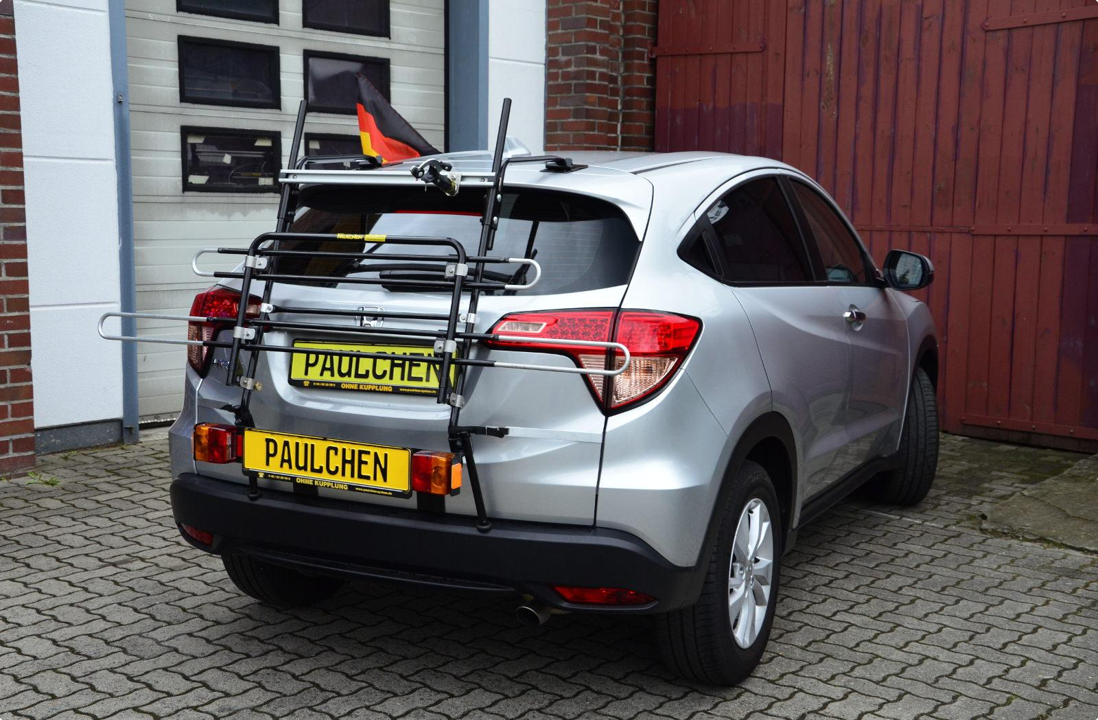 Bicycle carrier for Honda HR-V (RU) - Paulchen Heckträger ...