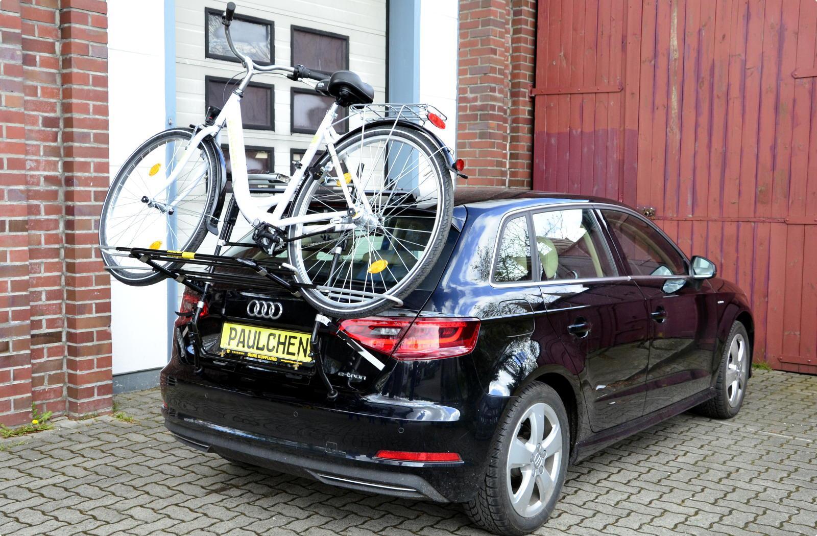 fahrradtr ger f r audi a3 sportback e tron 8v paulchen. Black Bedroom Furniture Sets. Home Design Ideas