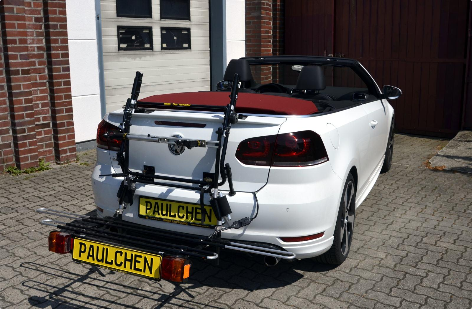 fahrradtr ger f r vw golf vi cabrio 517 paulchen. Black Bedroom Furniture Sets. Home Design Ideas