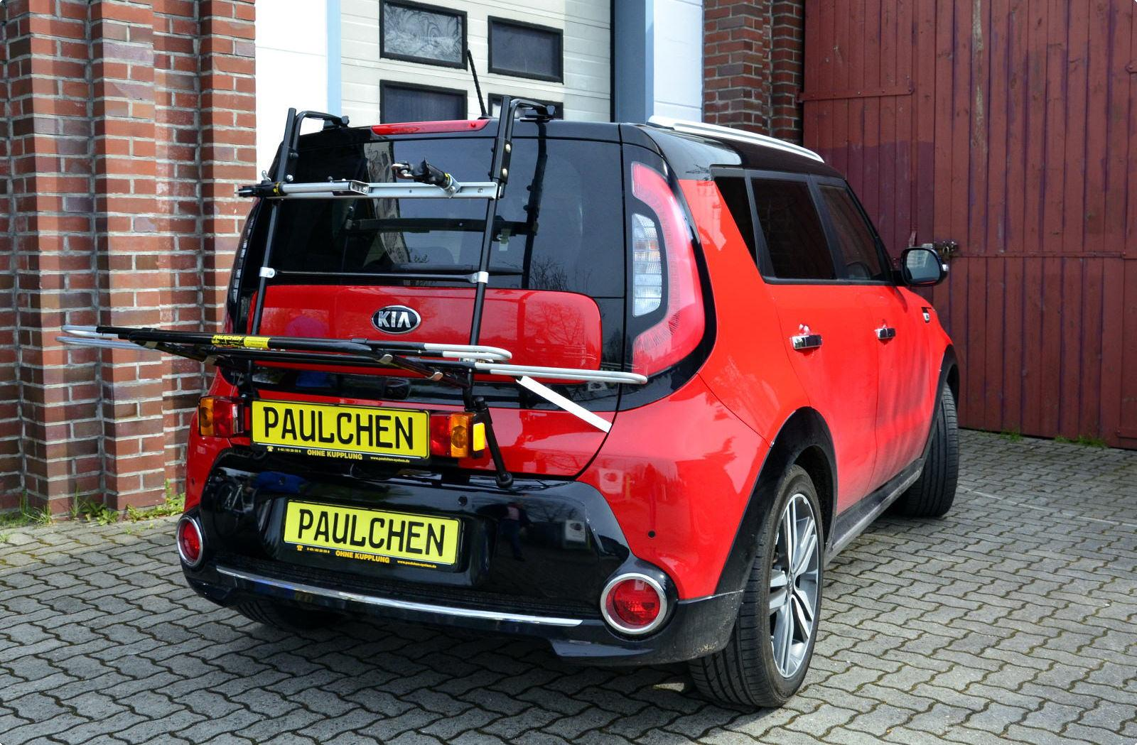 Bicycle Carrier For Kia Soul Ii Ps Paulchen Hecktr 228 Ger
